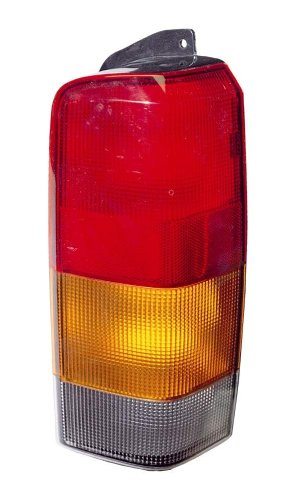- Depo 333-1926L-US Jeep Cherokee Driver Side Replacement Taillight Unit without Bulb
