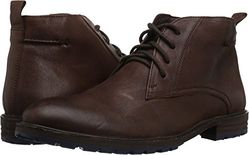 GBX Men's Mcfee Oxford Brown 8.5 Medium US