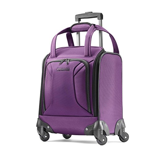 - American Tourister Spinner Tote, Purple