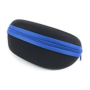Sunglass Cases for Sports Size Sunglasses & Safety Glasses for Men & Women