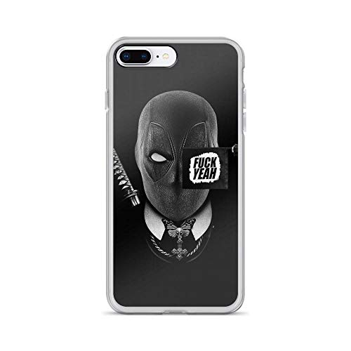 iPhone 7 Plus/8 Plus Pure Anti-Shock Clear Case Deathpood Dark