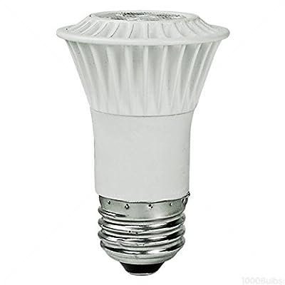 TCP LED7E26PAR1641KNFL - LED - 7 Watt - PAR16 - 35W Equal - 2300 Candlepower - 20 Deg. Narrow Flood - 4100K Cool White