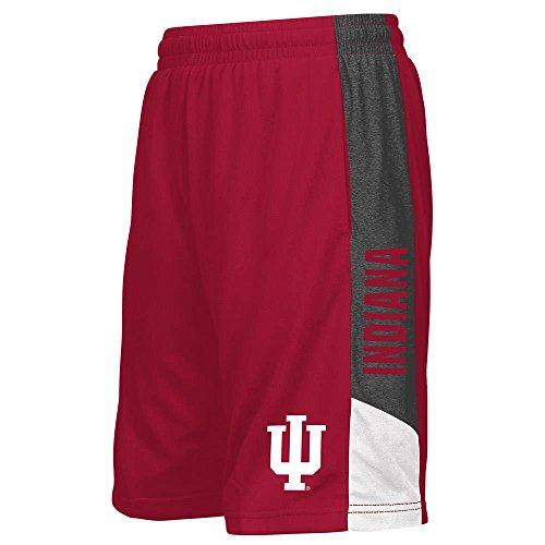 Colosseum Youth Indiana Hoosiers Basketball Shorts - L ()