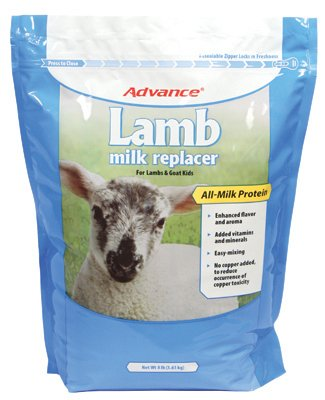 8LB Lamb Milk Replacer by Manna Pro Corp