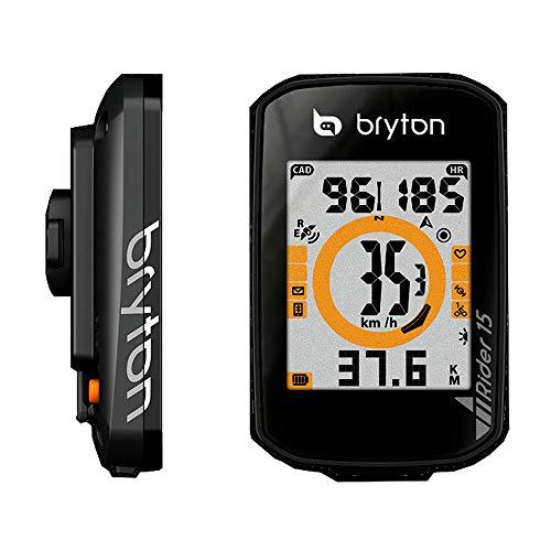 Bryton Computer Rider 15E GPS BK