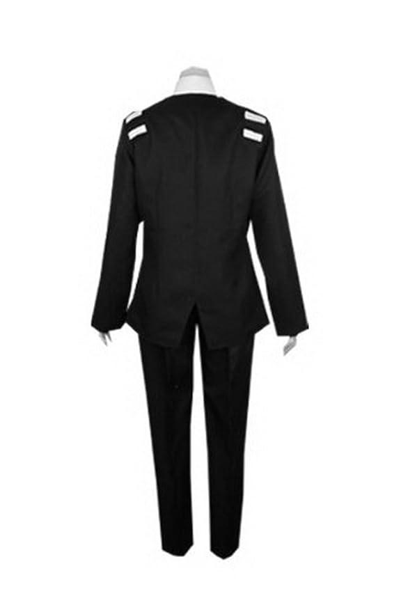 Amazon.com: Muerte de la Kid Costume Soul Eater de Cosplay ...
