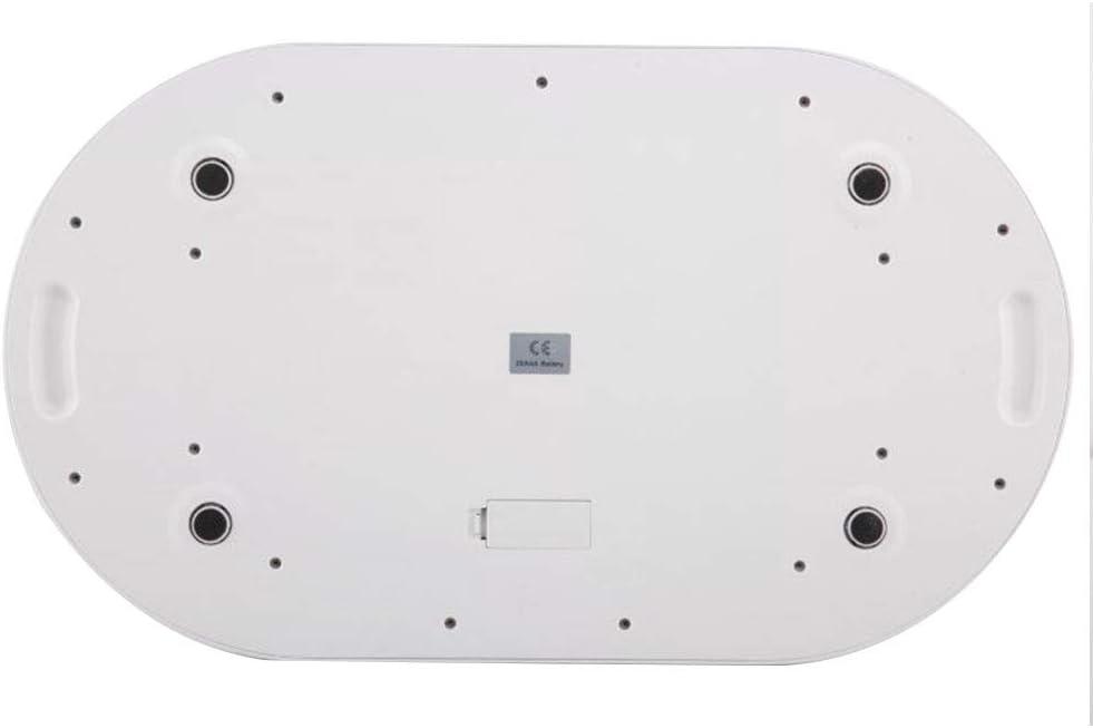 44 lbs MorMon Electronic Digital Weigh Baby Scales Balance de pes/ée pour salle de bain pour animaux de compagnie pour nourrissons 20 kg