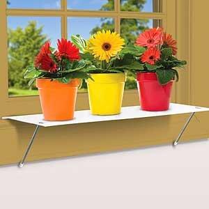 Amazing Window Plant Shelf