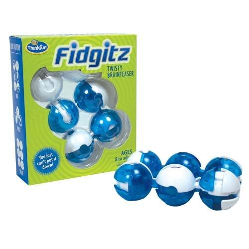 Fidgitz Brainteaser Game