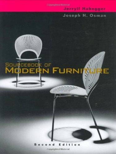 Remarkable Sourcebook Of Modern Furniture 2E Jerryll Habegger Joseph Interior Design Ideas Grebswwsoteloinfo