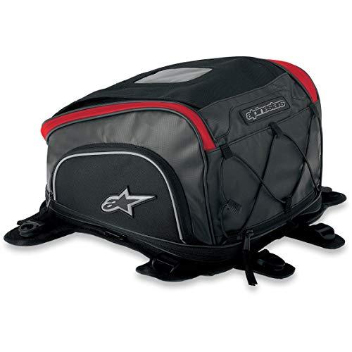 (Alpinestars Tech Aero Tank Bag (BLACK/RED))