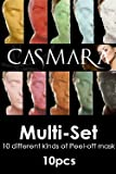 CASMARA Facial Mask Pack of 10 Multi Set (Gold 2080, Kiwi 2060, Goji 2070, Vitamin 2030, Greentea 2050, NOVanew 2045, Reaffirming 2020, Green 2025, Sensitive 2040, RGnerin 2055) Review