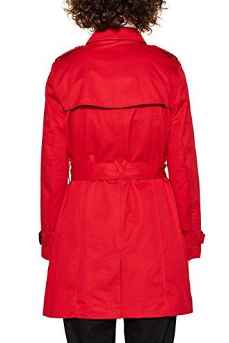 Abrigo para Mujer 630 Red Rojo Esprit Rwg0qdFxR