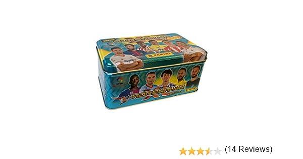 La Liga Santander- Tin Box Adrenalina (Panini 003506TINE): Amazon ...