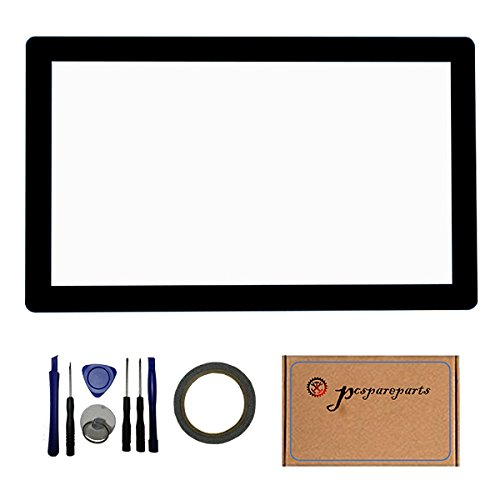 USA Shipping Replacement Touch Screen Digitizer Glass Panel for Chromo Inc. 7
