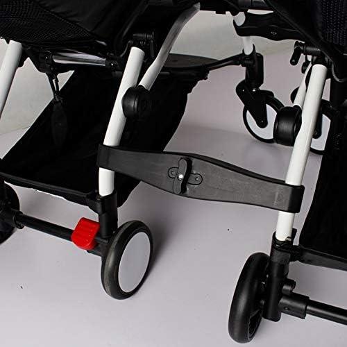 Baby Stroller Insert Connector 3pcs Coupler Bush Make Twin Groove Pram For Yoyo