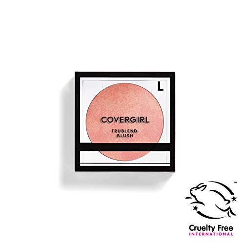COVERGIRL truBlend Baked Powder Blush Light Rose, .1 oz (packaging may vary)