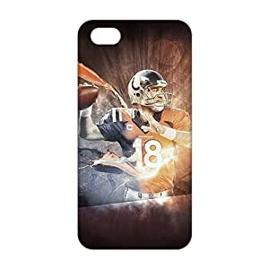 peyton manning 3D Phone Case for Iphone 5S
