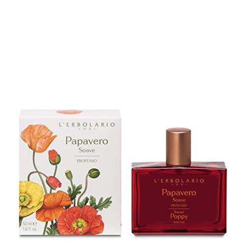 Papavero Soave (Sweet Poppy) Eau de Parfum 50 Ml / 1.7 Fl. Oz. By L'Erbolario ()