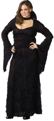 Plus Size Gothic Vampiress Costume