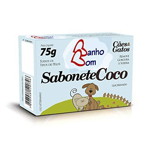 Sabonete Coco Banho Bom 75 g