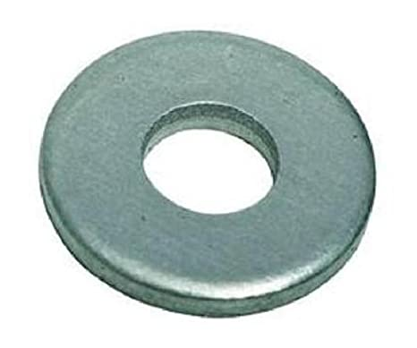 Pack of 50 Small Parts Pack of 50 1-3//4 OD 7//8 Screw Size 15//16 ID 1-3//4 OD 0.134 Thick Steel Flat Washer 7//8 Screw Size Plain Finish 0.134 Thick 15//16 ID ASME B18.22.1