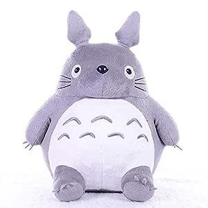 Peluches Totoro Suave Animal De Peluche Almohada De Dibujos ...