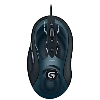 Image of Logitech G400s 910-003589 Optical Gaming Mouse Gaming Mice