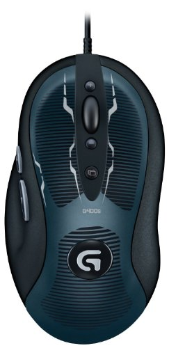 (Logitech G400s 910-003589 Optical Gaming Mouse)