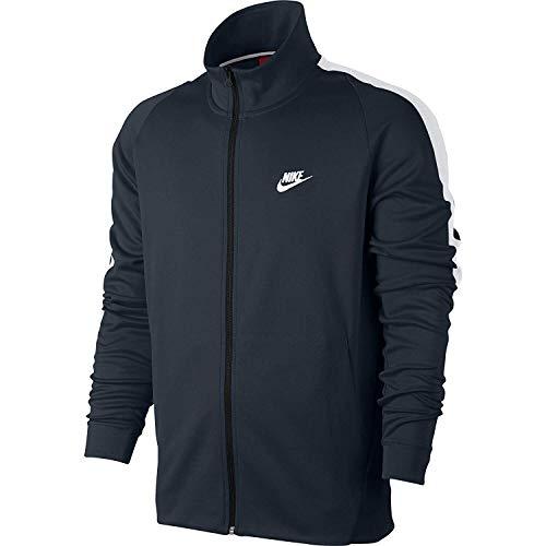 Po Sweatshirt Icon Taille Sb Nike Hoodie Armory Navy Pour Homme White 14EUI