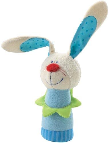 Haba Bunny Hugo Clutching figure