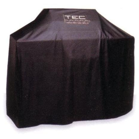 TEC Vinyl Grill Cover for Freestanding Sterling II and Patio II with 2 Side Shelves (ST30VC1)