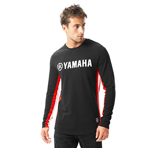 T Yamaha T Boxers Et Manches shirt Collection Tendance Coton A Outsiders shirt Homme Mod style Textile 100 Longues Sweat Polo n46Irq48x