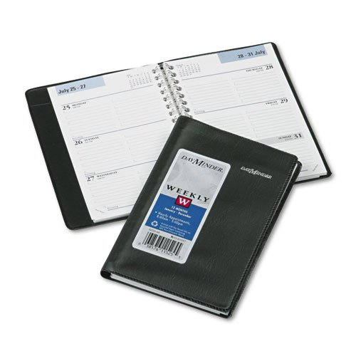 At-A-Glance,Appointment Books,Dated Goods,Pocket,Weekly,DayMinder Refillable,Concealed Wirebound,Hourly Appointments,2PPW,Compact Planner