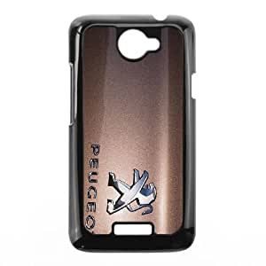 HTC One X Phone Case Black Peugeot WE9TY646739