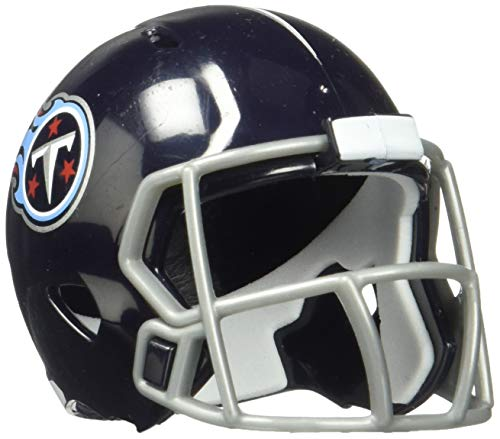 Riddell NFL Tennessee Titans Pocket Pro Speed Helmet, Team Colors, One Size ()