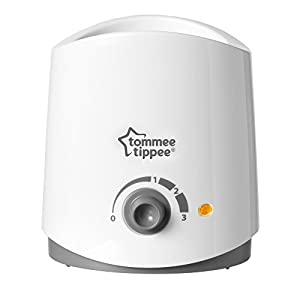 Tommee Tippee Closer to Nature Electric Bottle and Food Warmer, White 41VUy158kIL