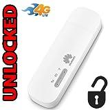 Huawei E8372h-609 Modem USB 4G LTE + Wifi Dongle Unlocked BAM GSM (4G LTE USA Latin Caribbean Europe) Support External Antenna