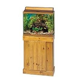 All Glass Aquarium AAG53024 Pine Cabinet, 24-Inch