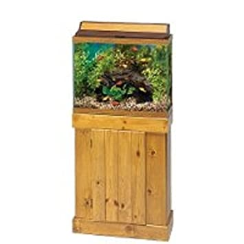 All Glass Aquarium AAG53024 Pine Cabinet, 24 Inch