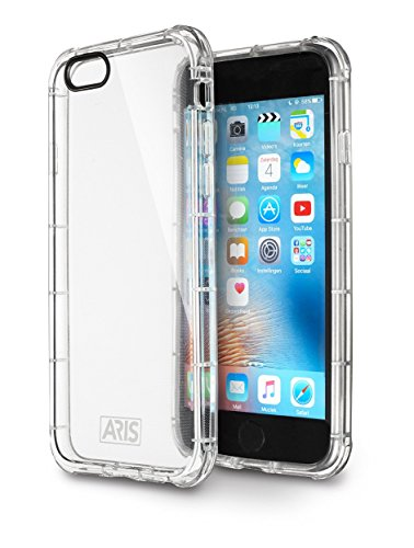 iPhone 6s Case, Crystal Clear back panel For TPU bumper for iPhone 6 (2014) / 6s (2015)