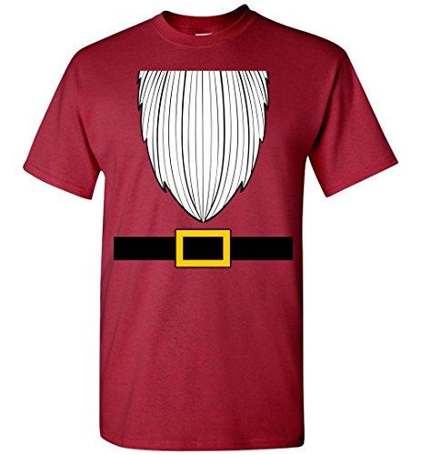Floss Boss Store Grumpy Dwarf Halloween Group Matching Costume T-Shirt -