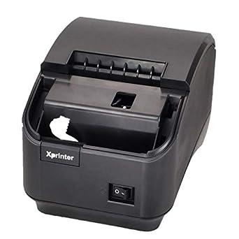 JEPOD XP-Q200II USB+SERIAL o LAN ricevuta termica 80 mm stampante pos 1 LAN