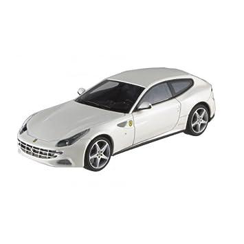 Hotwheels Elite W1190- Ferrari FF, escala 1/43, Color blanco perla: Amazon.es: Juguetes y juegos