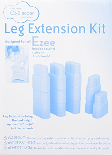 Ezee Leg Extensions, Neutral (Baby Arm Leg)