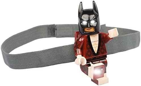LEGO Batman la película Kimono Batman Cabeza lámpara de ...