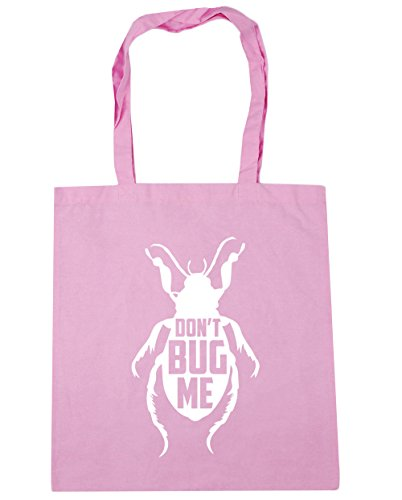 Classic Me Don't Gym 10 Bag HippoWarehouse Shopping x38cm litres Beach Bug 42cm Pink Tote SAHxEE7w