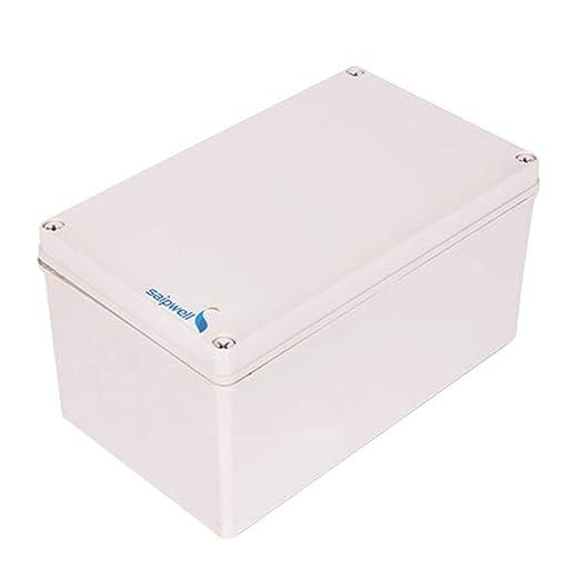 Caja de Conexiones Impermeable para Instalaciones Eléctricas ...