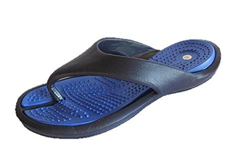 Coolers , Damen Zehentrenner Blau