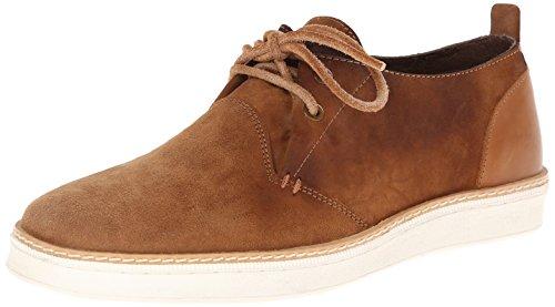 Testosteron Heren Brandweer Mode Sneaker Camel / Tan